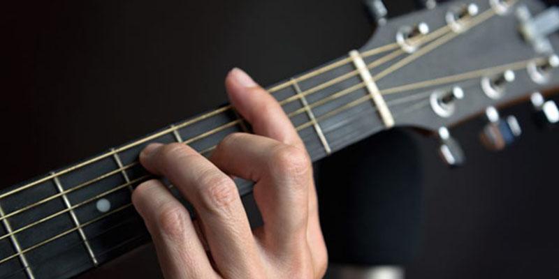 Как лучше играть на гитаре - баррэ