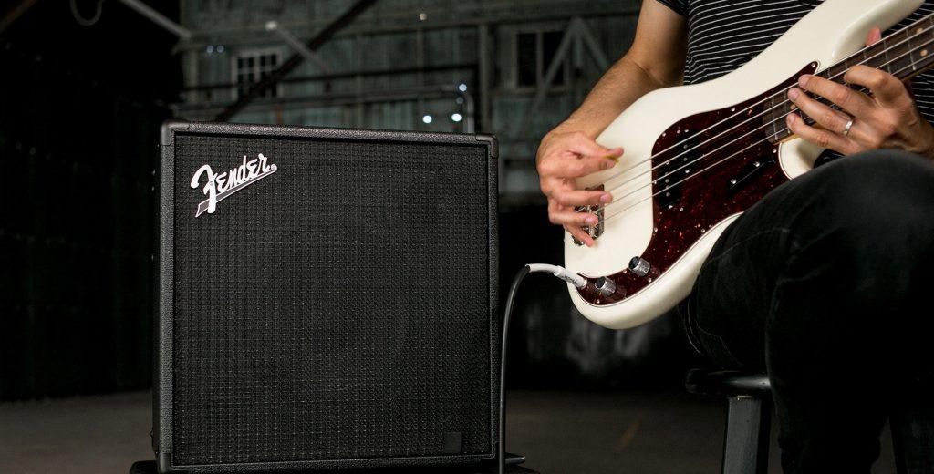 как настроить бас гитару