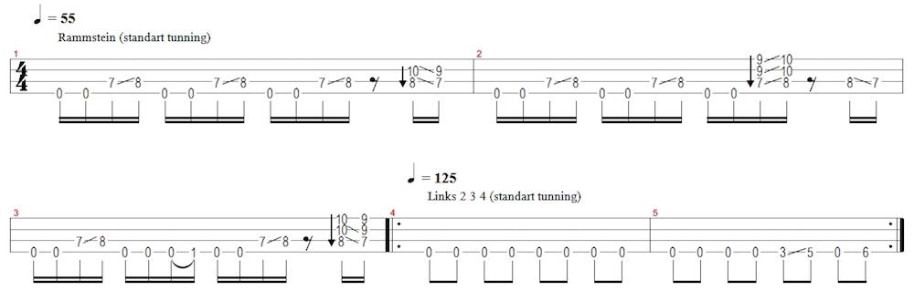 уроки игры на бас гитаре для начинающих